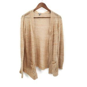 Charolotte Russe Womens Open Front Cardigan